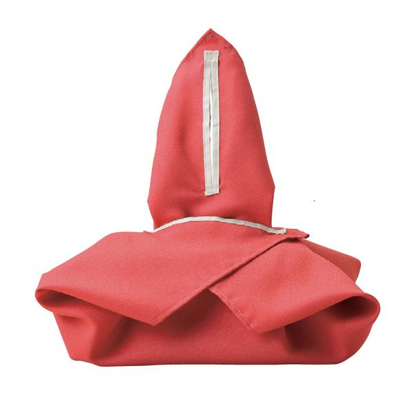 結ばなくで風呂敷バッグが作れるユニバーサルふろしき UniD